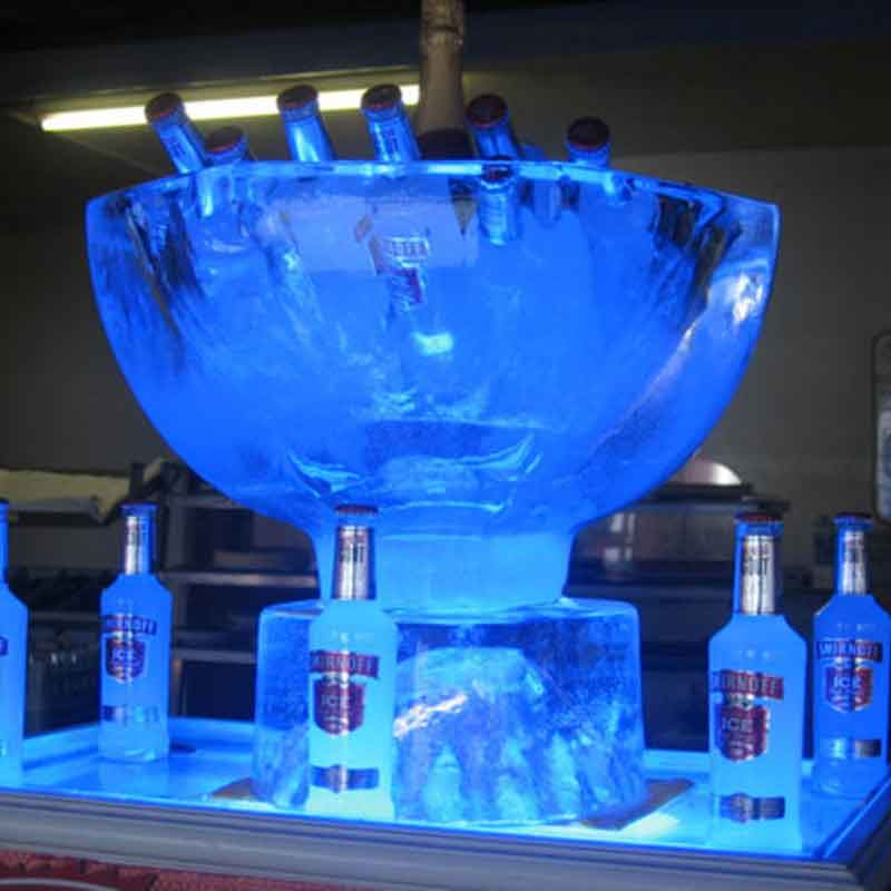 vasque glace be ice event